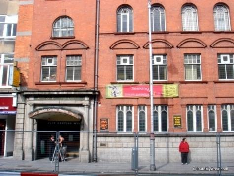 DUBLIN CENTRAL MISSION HALL, 9 LOWER ABBEY STREET, DUBLIN 1.