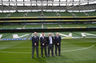 Intermediate Cup Final Officials 2015