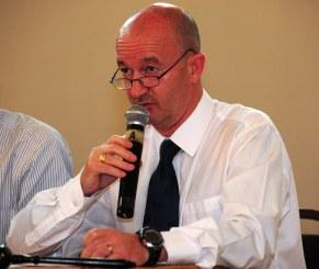 Chairman Dave Fitzsimons