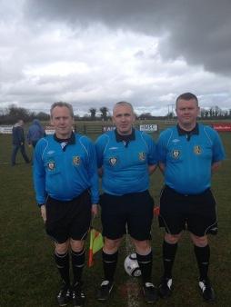 Dave,Declan & Paul