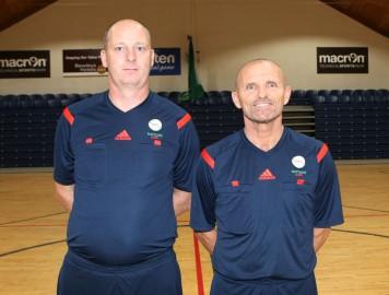 Mark Whelan & Gerry Behan