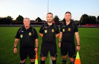 Paddy Mc Neill,Owen Murphy,Kevin Baneham
