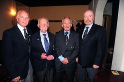 Paddy Byrne, Bobby Lynch, John Scanlon and Terry McParland