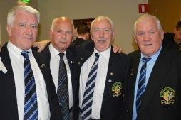 Noel,Paddy,Alex & John